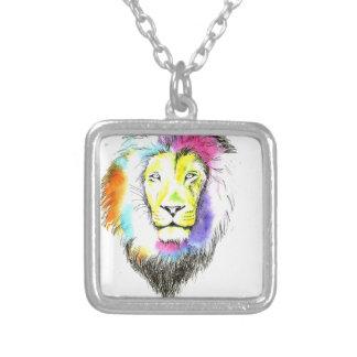 Collier art de lion