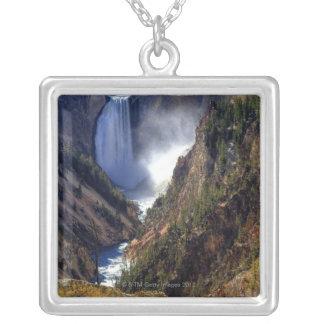 Collier Automnes inférieurs de Yellowstone, ressortissant