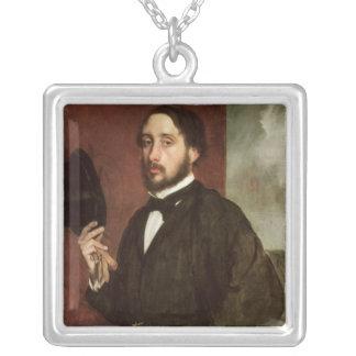 Collier Autoportrait d'Edgar Degas |, c.1862