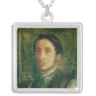 Collier Autoportrait d'Edgar Degas | en tant que jeune