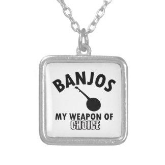 Collier banjos