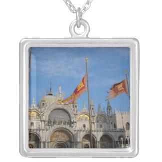Collier Basilique de l'Italie, Venise, St Mark à St Mark