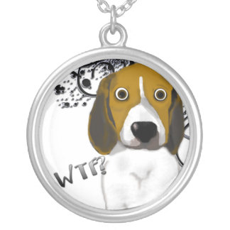 Collier Beagle choqué