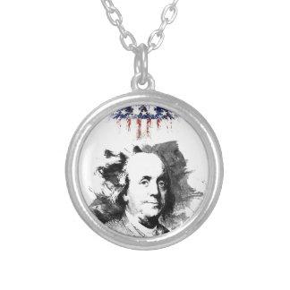Collier Benjamin Franklin