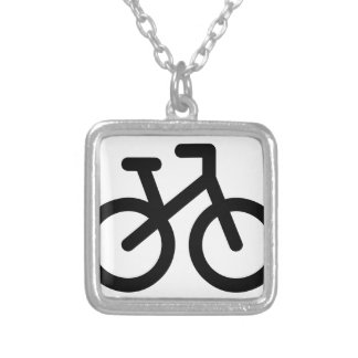 Collier Bicyclette simple