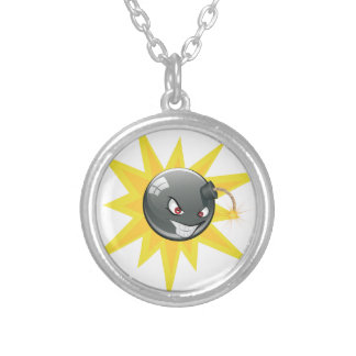 Collier Bombe ronde mauvaise