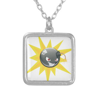 Collier Bombe ronde mauvaise 2