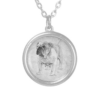 Collier Bouledogue britannique