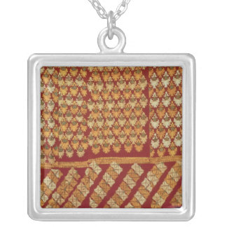 Collier Broderie de Phulkeri d'Indien