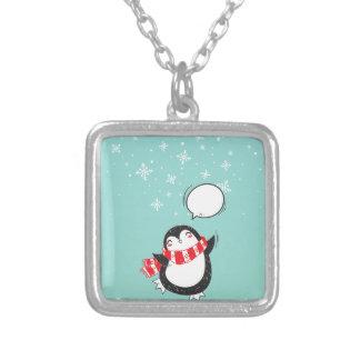 Collier Cadeau turquoise mignon de Noël de Noël de