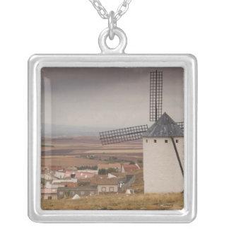 Collier Campo de Criptana, moulins à vent antiques 4 de
