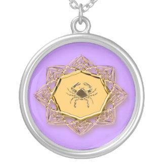 Collier Cancer de zodiaque - customisez-le !