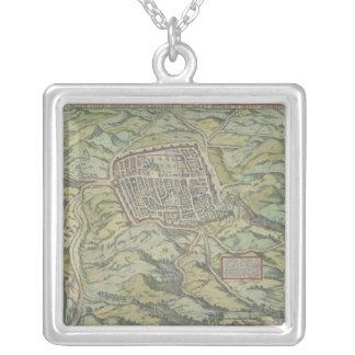 Collier Carte antique de Calatia, Italie