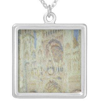Collier Cathédrale de Claude Monet | Rouen au coucher du