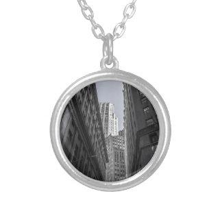 Collier Centre Metropole de New York City de gratte-ciel