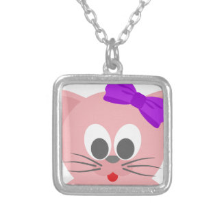 Collier Chat mignon 3