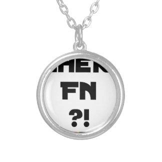 Collier Chéri FN ?! - Jeux de Mots - Francois Ville