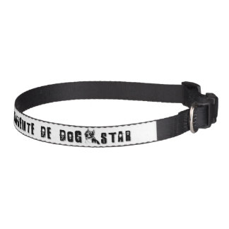 Collier chien Amstaff - Design Lord Red Collier Pour Chien