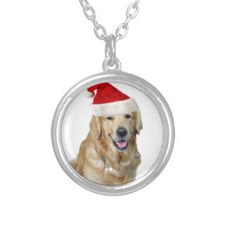 Collier Chien-animal familier de Labrador Noël-père Noël