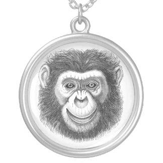 Collier Chimpanzé