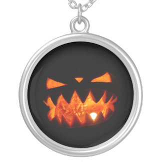 Collier Citrouille de Halloween