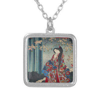 Collier Classique japonais de cool d'art de Madame Japon
