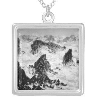 Collier Claude Monet | les roches du Belle-Ile, 1886
