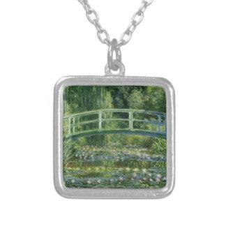 Collier Claude Monet - pont japonais