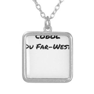 Collier Cobol (Du Far-West) - Jeux de Mots- Francois Ville