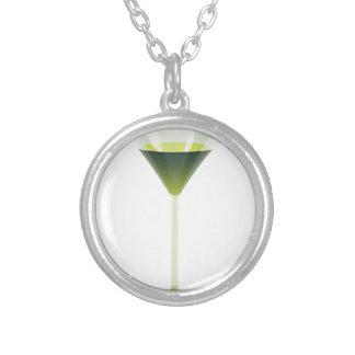 Collier Cocktail vert