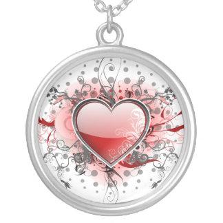 Collier Coeur d'amour -