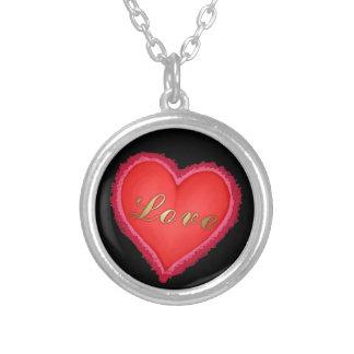Collier Coeur d'amour