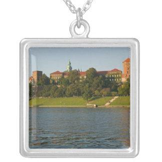 Collier Colline de Wawel avec le château et la cathédrale