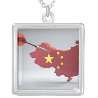 Collier Composé de Digitals de la Chine