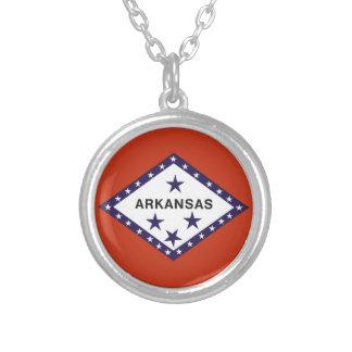 Collier Conception de drapeau de l'ARKANSAS -