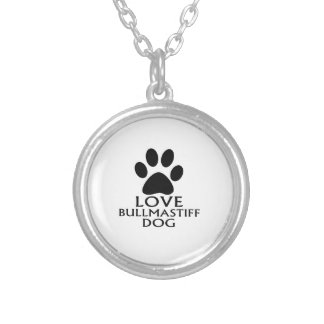 COLLIER CONCEPTIONS DE CHIEN DE L'AMOUR BULLMASTIFF