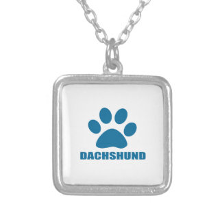 COLLIER CONCEPTIONS DE CHIEN DE TECKEL