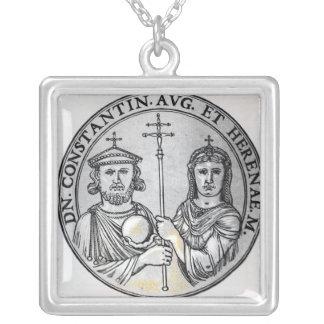 Collier Constantine VI et sa mère Irène