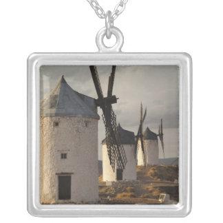 Collier Consuegra, moulins à vent antiques 6 de Mancha de