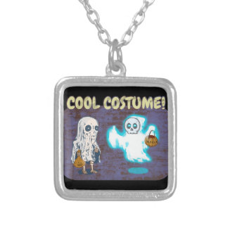 Collier Costume de fantôme et de squelette