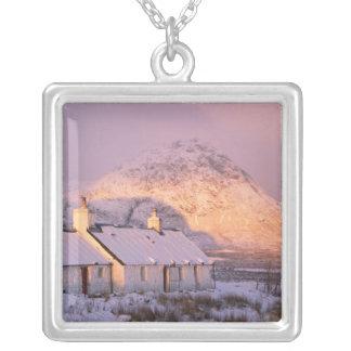 Collier Cottage de Blackrock, Glencoe, montagnes, Ecosse 2