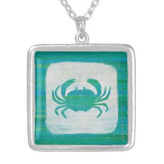 Collier Crabe côtier d'Aqua de |