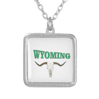 Collier Crâne du Wyoming