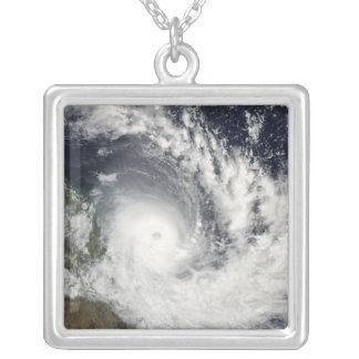 Collier Cyclone tropical Hamish au-dessus de l'Australie