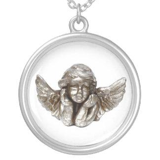 Collier d ange gardien