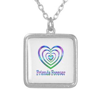 Collier D'amis coeurs pour toujours