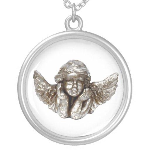 Collier d'ange gardien