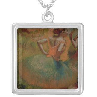 Collier Danseurs d'Edgar Degas | utilisant des jupes de