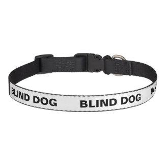 Collier de code à couleurs de tempérament de chien colliers de chiens