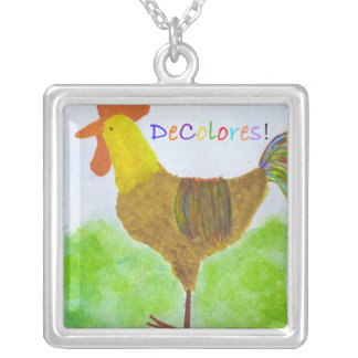 Collier de coq de DeColores
